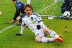Футбол. Лига Европы. `Нымме-Калью` не смог сдержать атак лихтенштейнского `Вадуца`