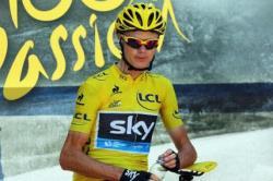 Велоспорт. Тур де Франс. Фрум отбил все атаки, ван Гардерен выбыл из борьбы