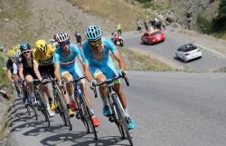 Велоспорт. Тур де Франс. Великолепный Винченцо Нибали выиграл королевский горный этап